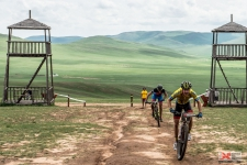 Mongolia Bike Challenge 2017